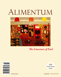 cover of the journal Alimentum Issue 11