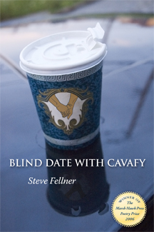 cover of Steve Fellner's Blind Date With Cavafy