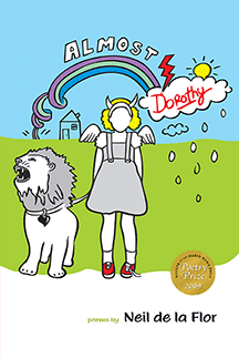 cover of the Almost Dorothy written by Meil de la Flor