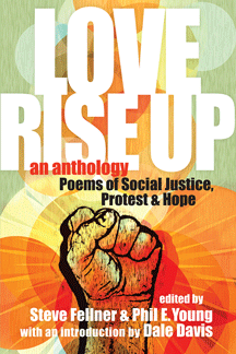 cover of anthology Love Rise Up